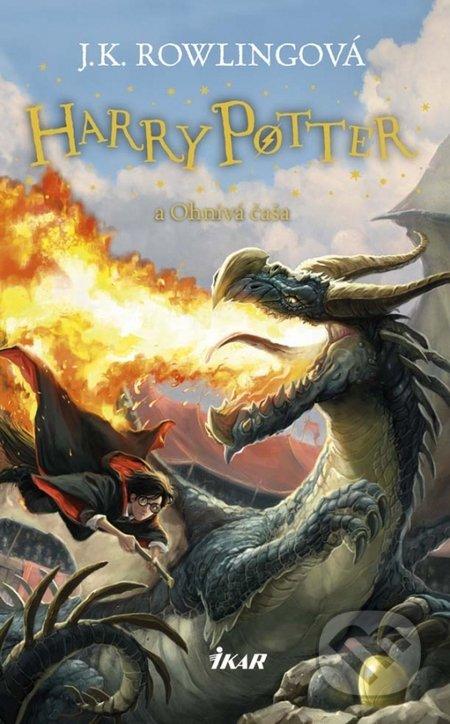 Harry Potter - Ohnivá Čaša