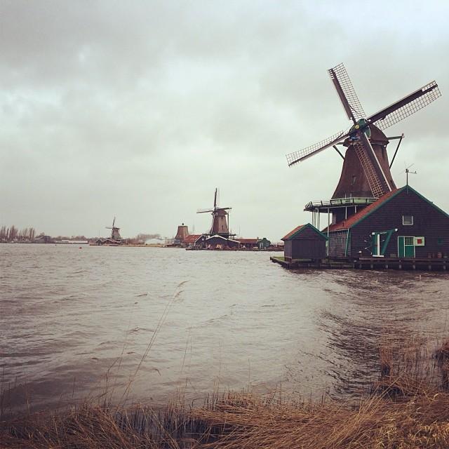 Holandské Mlyny