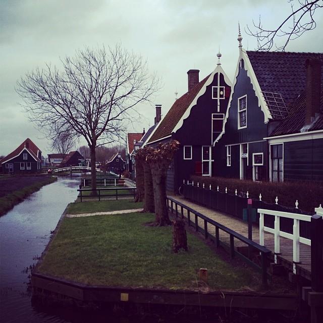 Amsterdam výlet