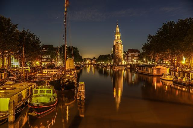 Amsterdam fotografia