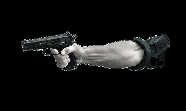 Gun fotografia