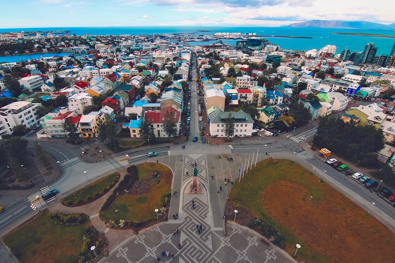 reykjavik fotografia