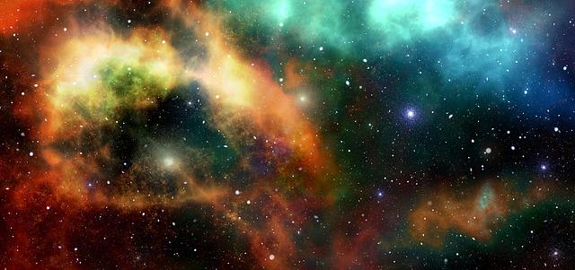 Vesmír fotografia
