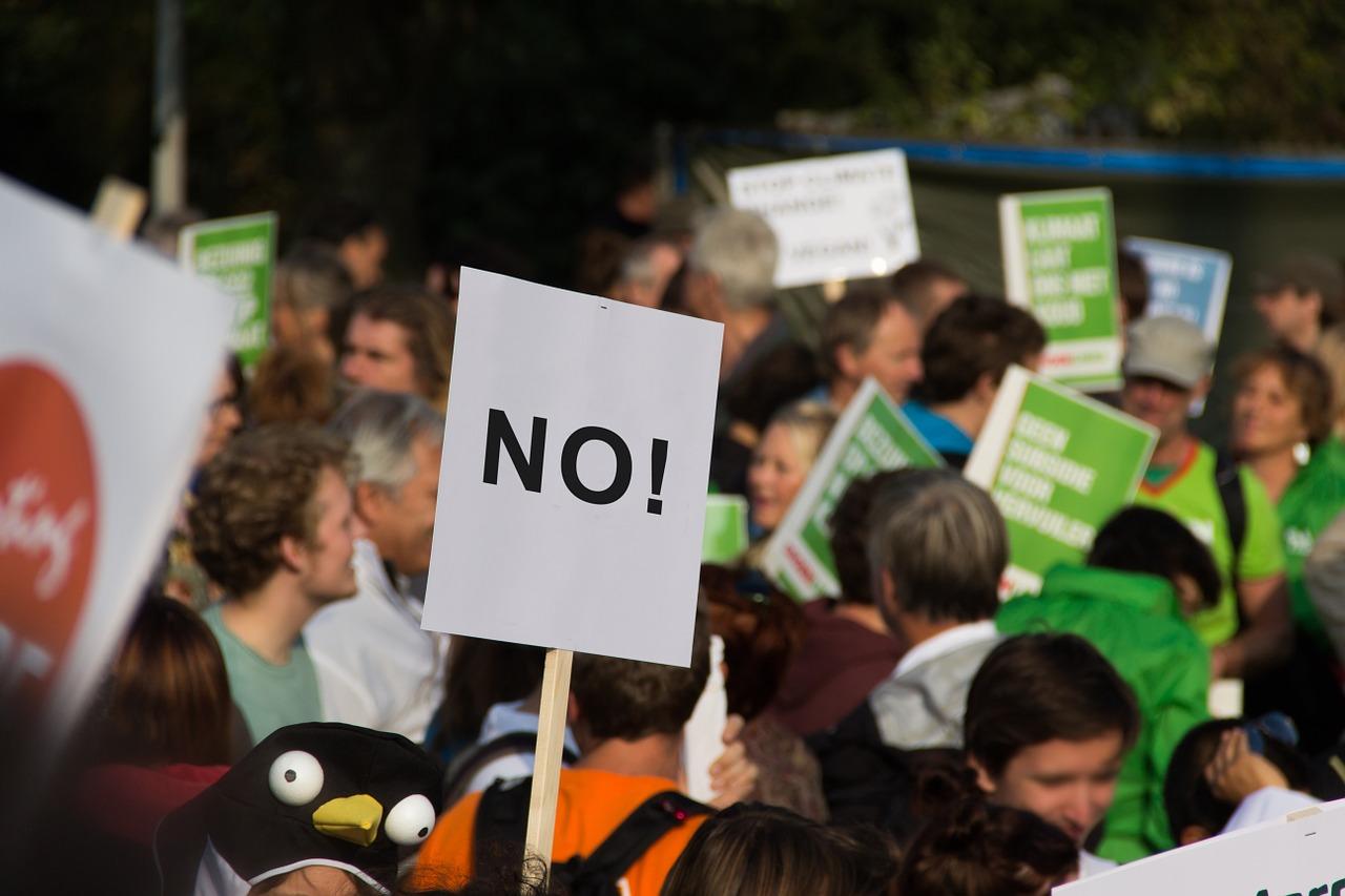 protest fotografia