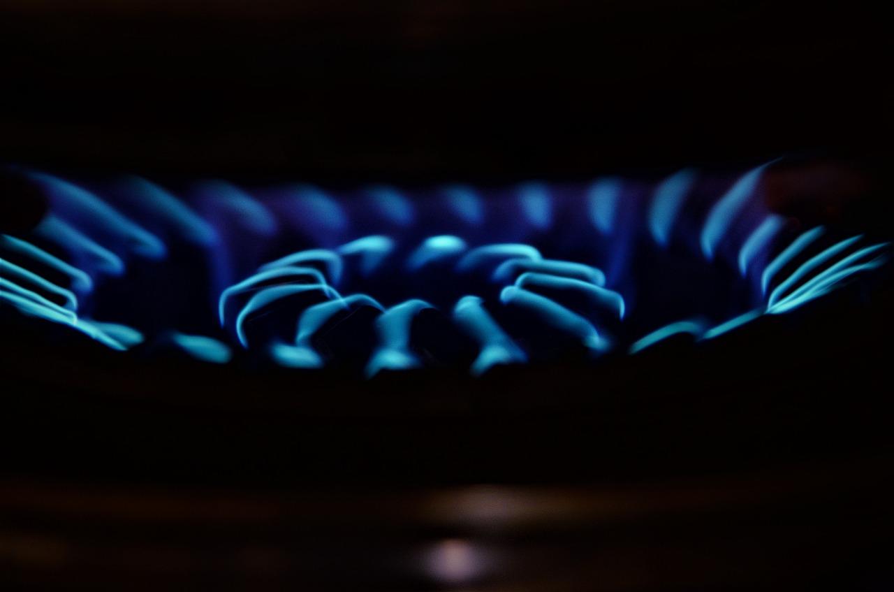 gas explosion fotografia