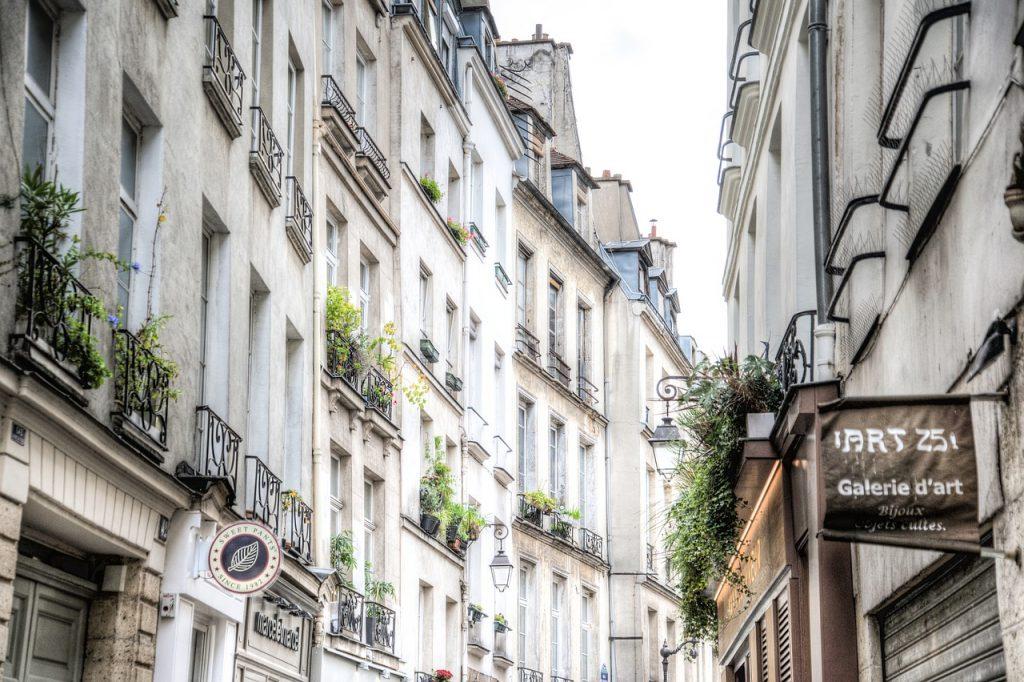 Paríž ubytovanie
