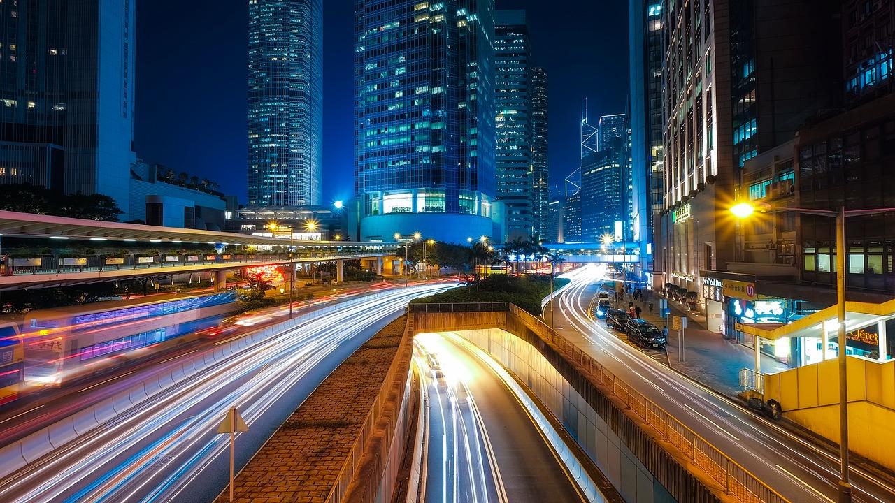 traffic fotografia