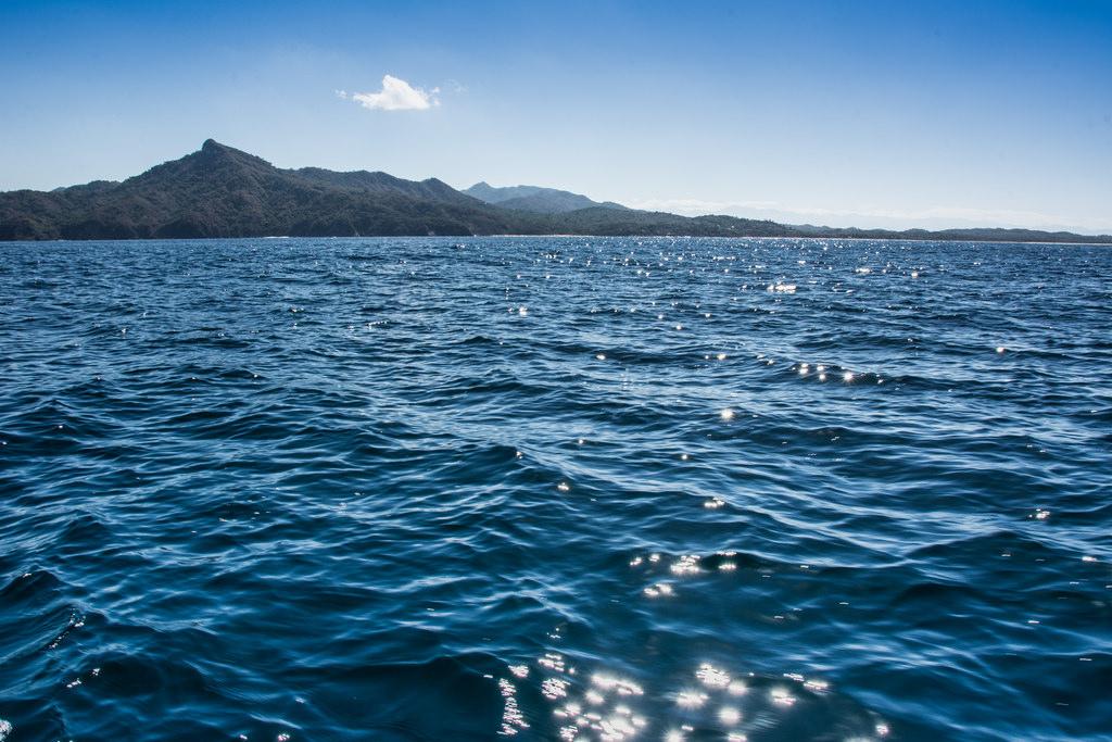 ocean fotografia