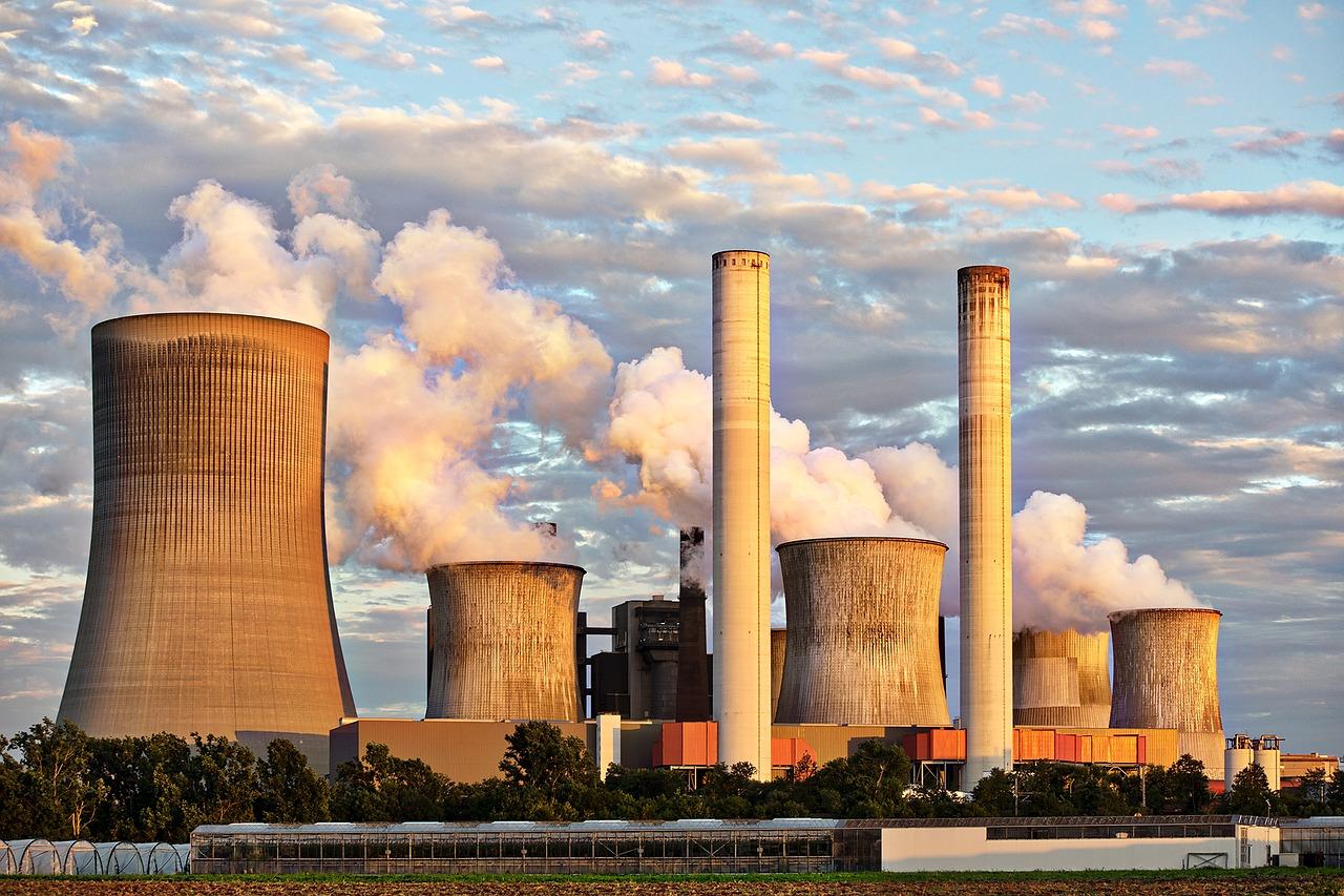 pollution fotografia