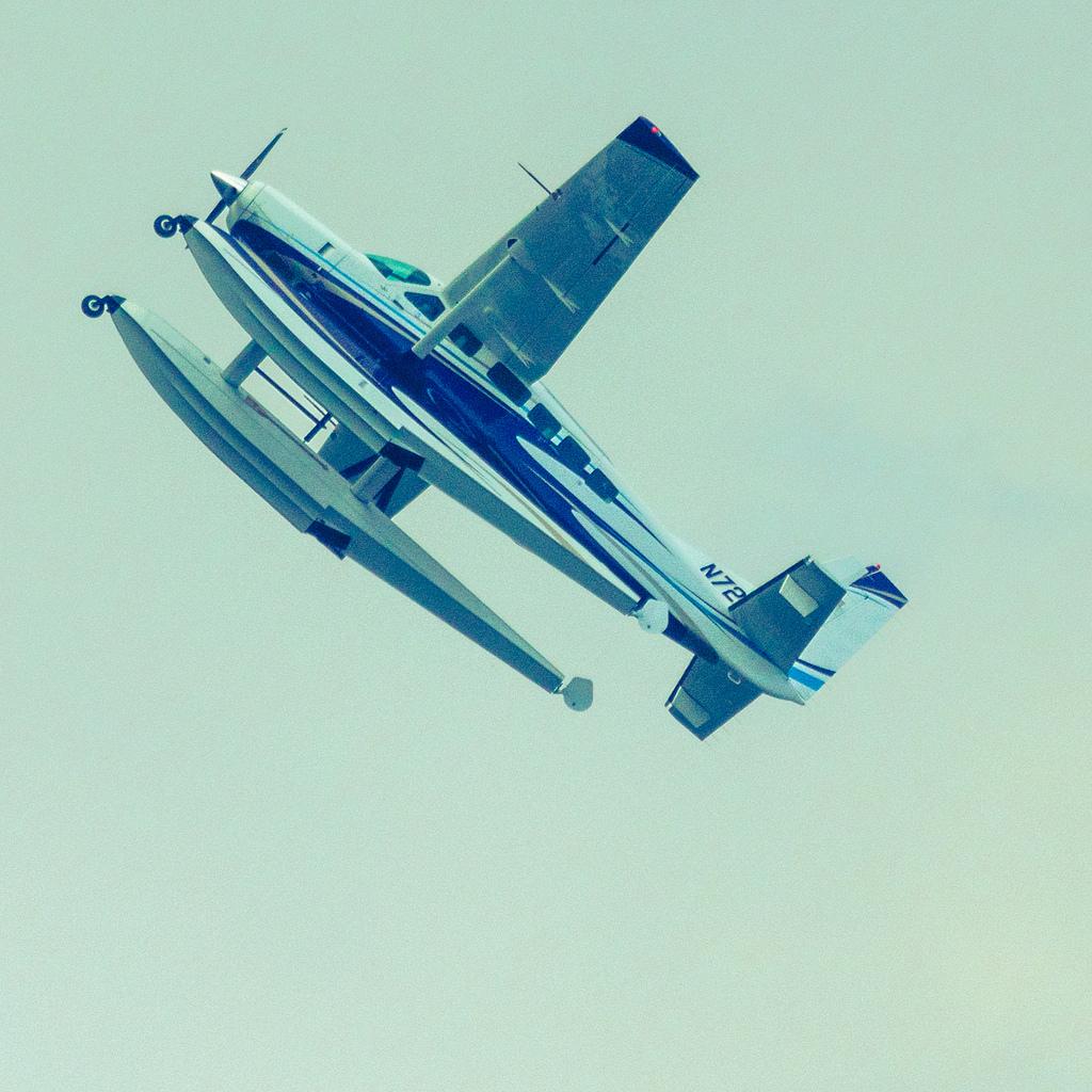 seaplane fotografia