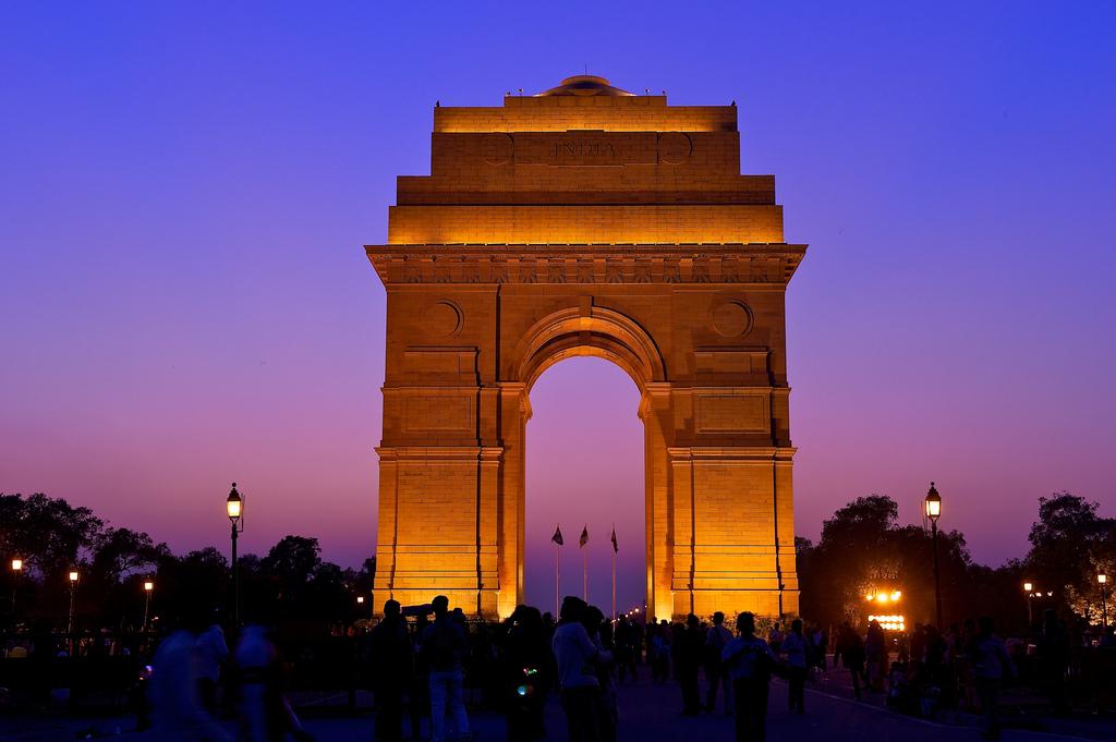 new delhi fotografia