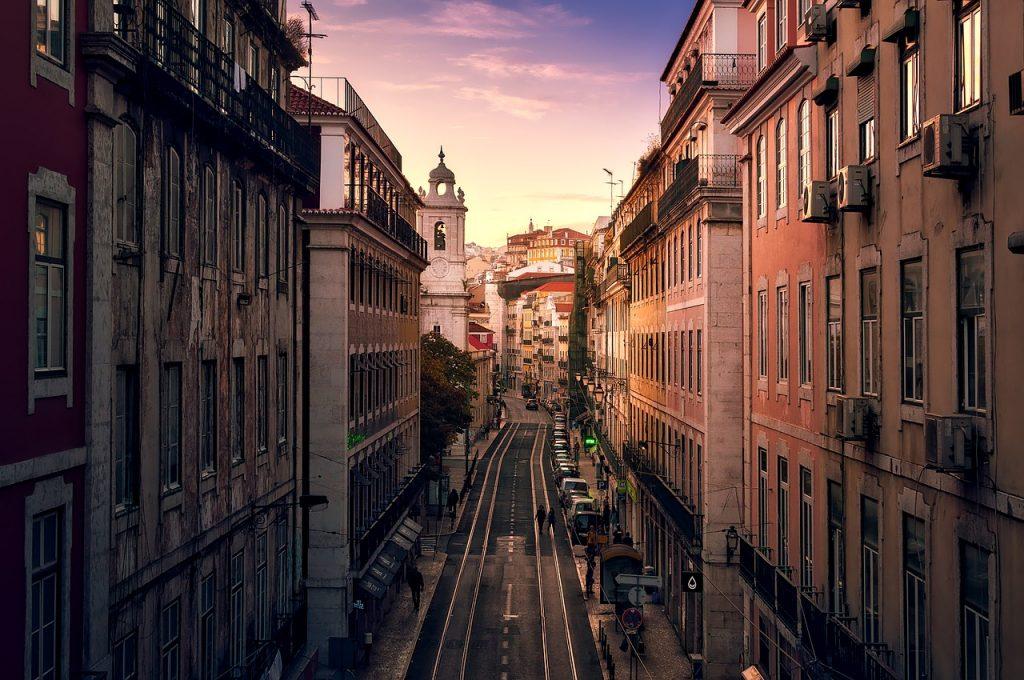 Letenky do Lisabonu