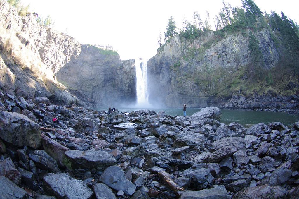 twin peaks seattle fotografia