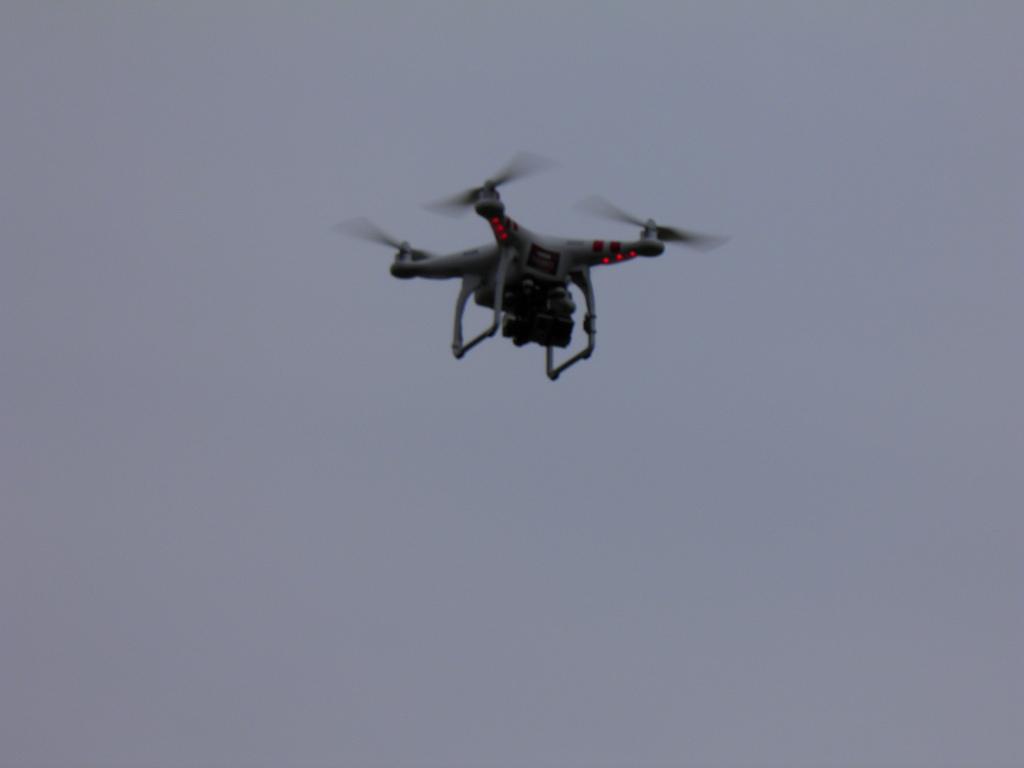 drone fotografia