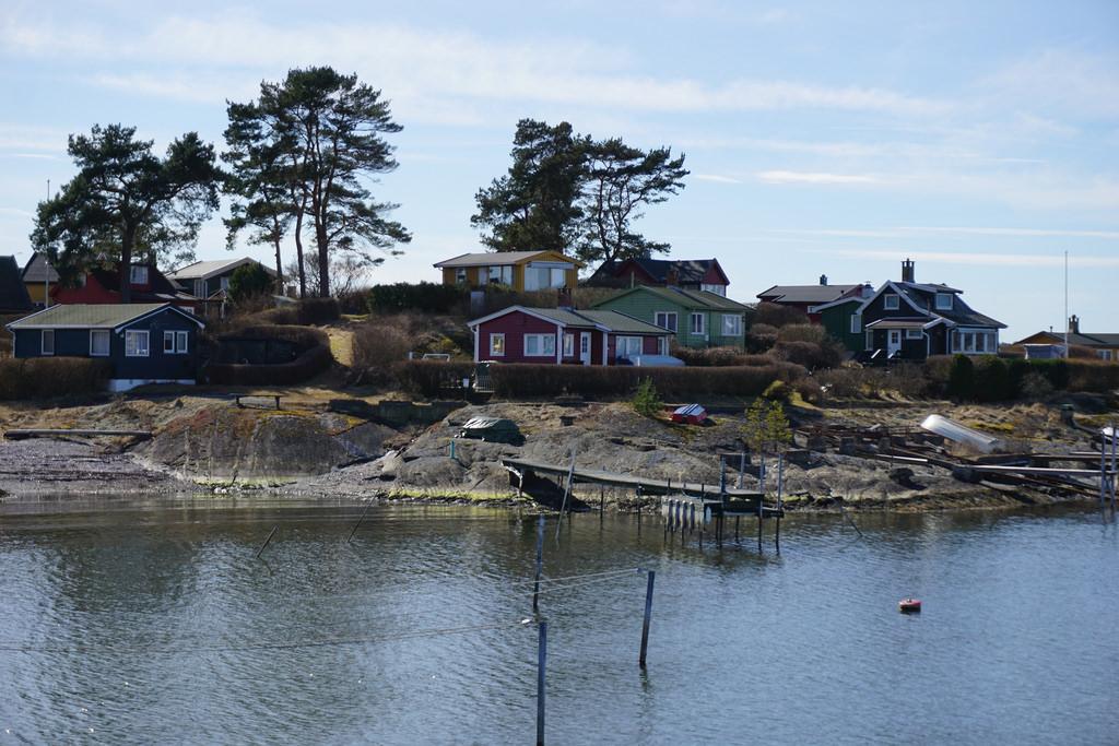 oslo fjord fotografia