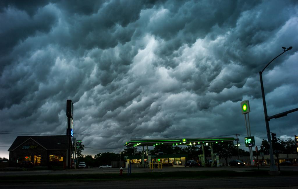 storm fotografia