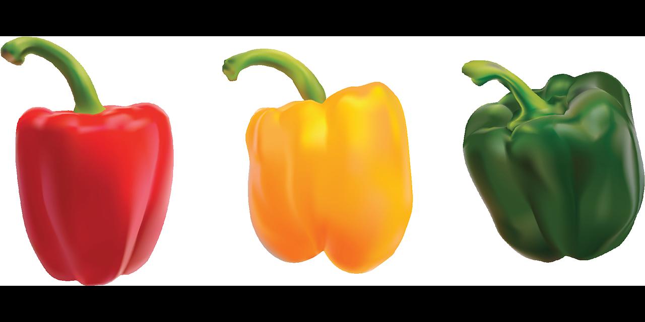 bell peppers fotografia