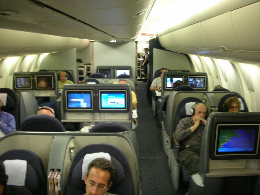 airlines fotografia