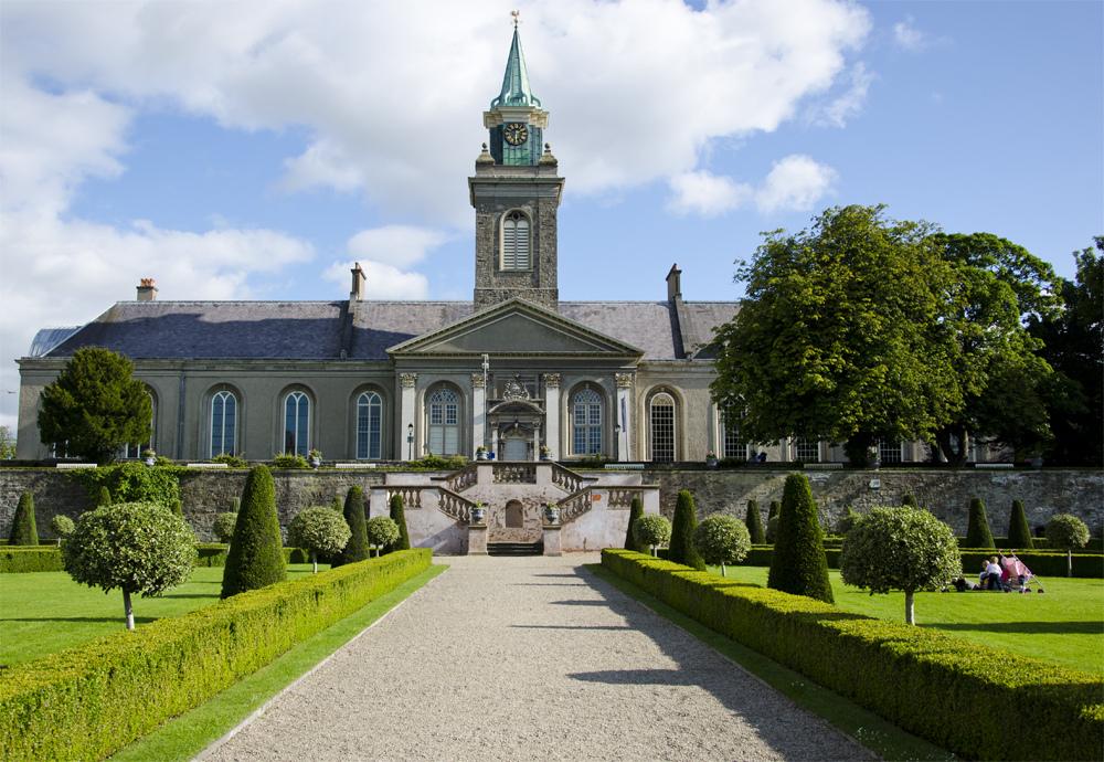 museum in dublin fotografia