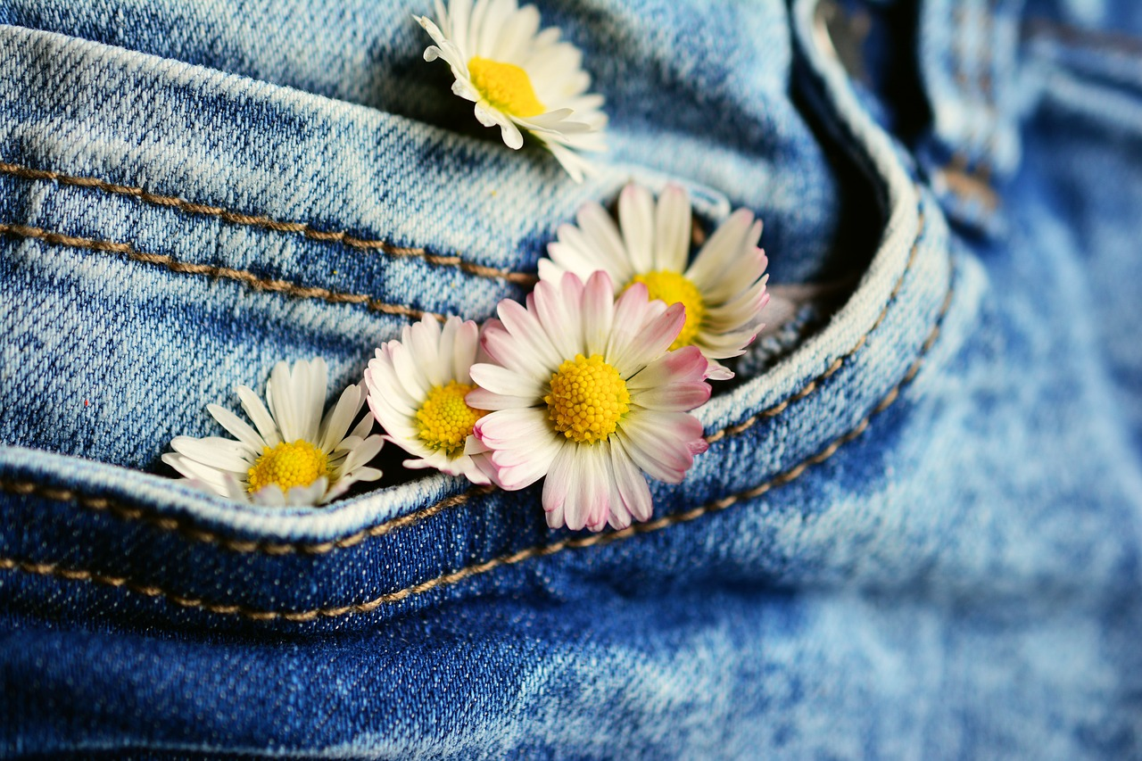 jeans fotografia
