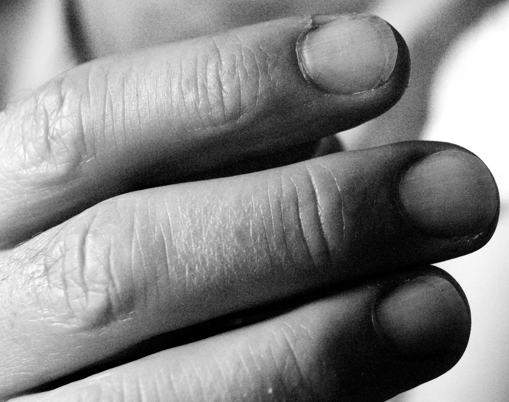 fingers fotografia