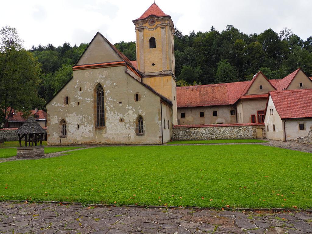 červený kláštor fotografia