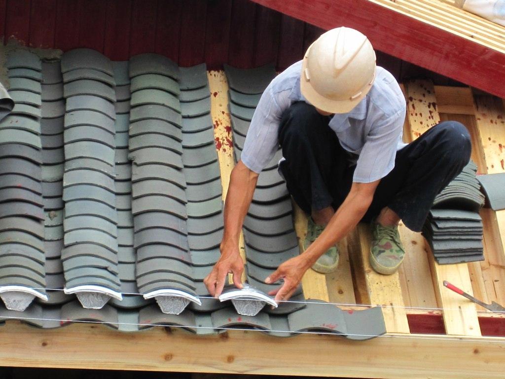 roofers fotografia