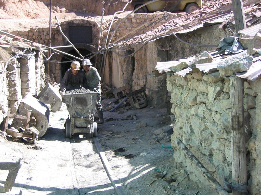 miners fotografia