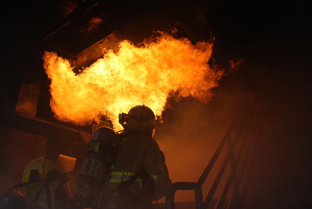 firefighters fotografia