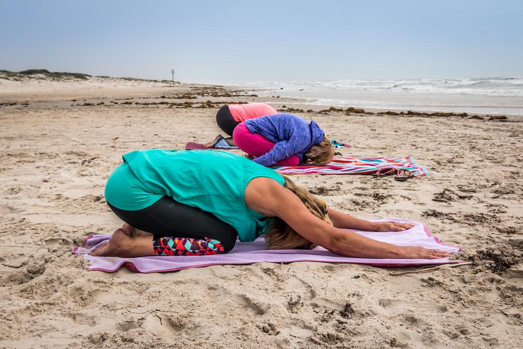 yoga island fotografia