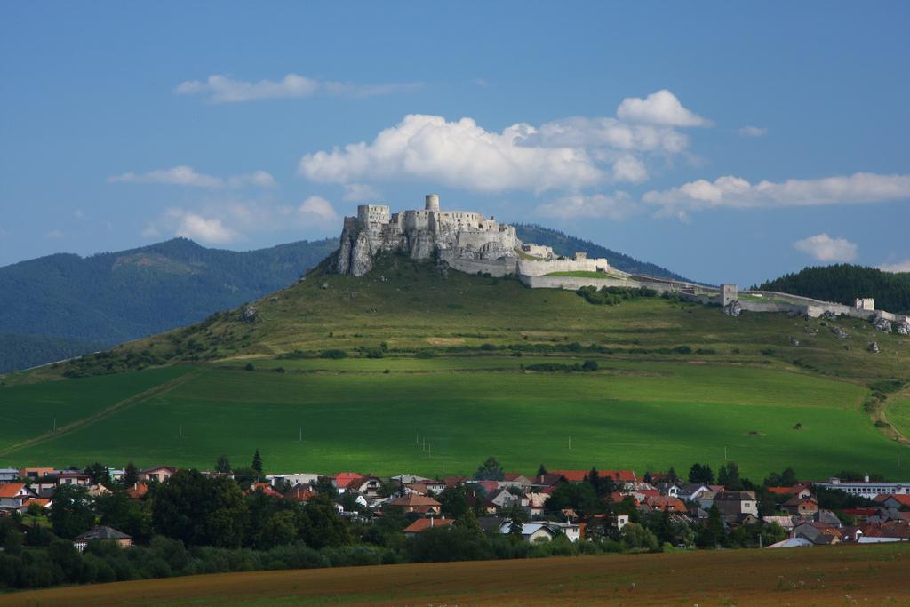 spis castle fotografia