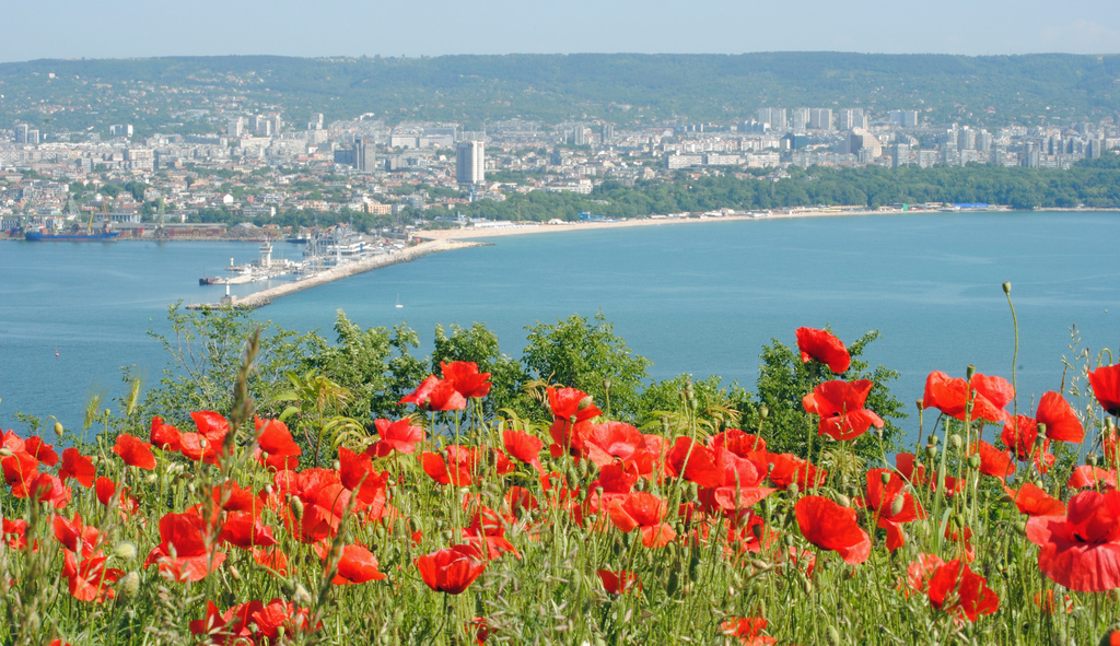 varna bulgaria fotografia