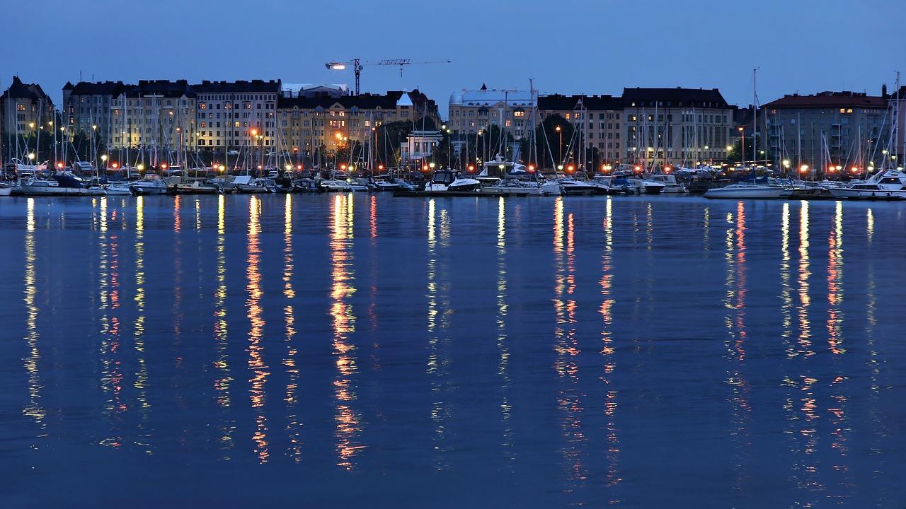 finland lakeland fotografia