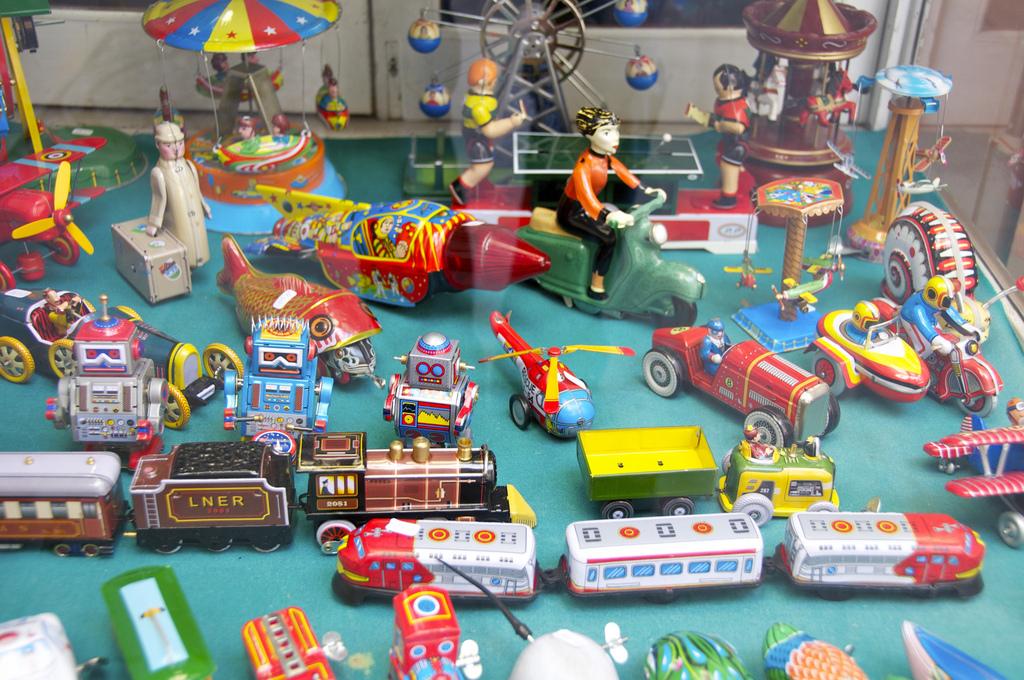 toys fotografia