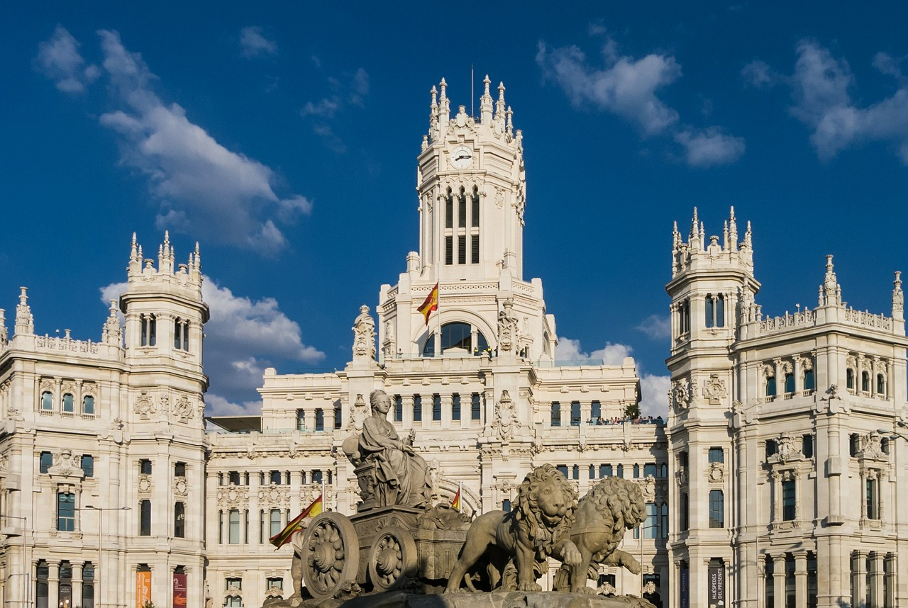 Madrid fotografia