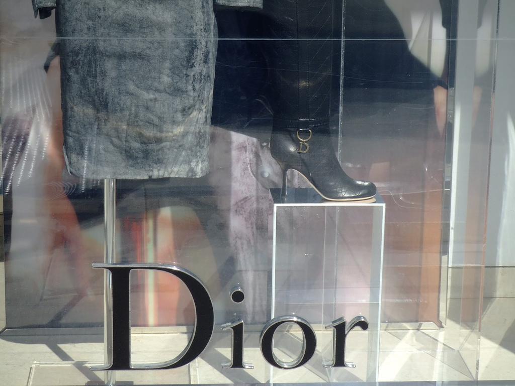 Dior fotografia
