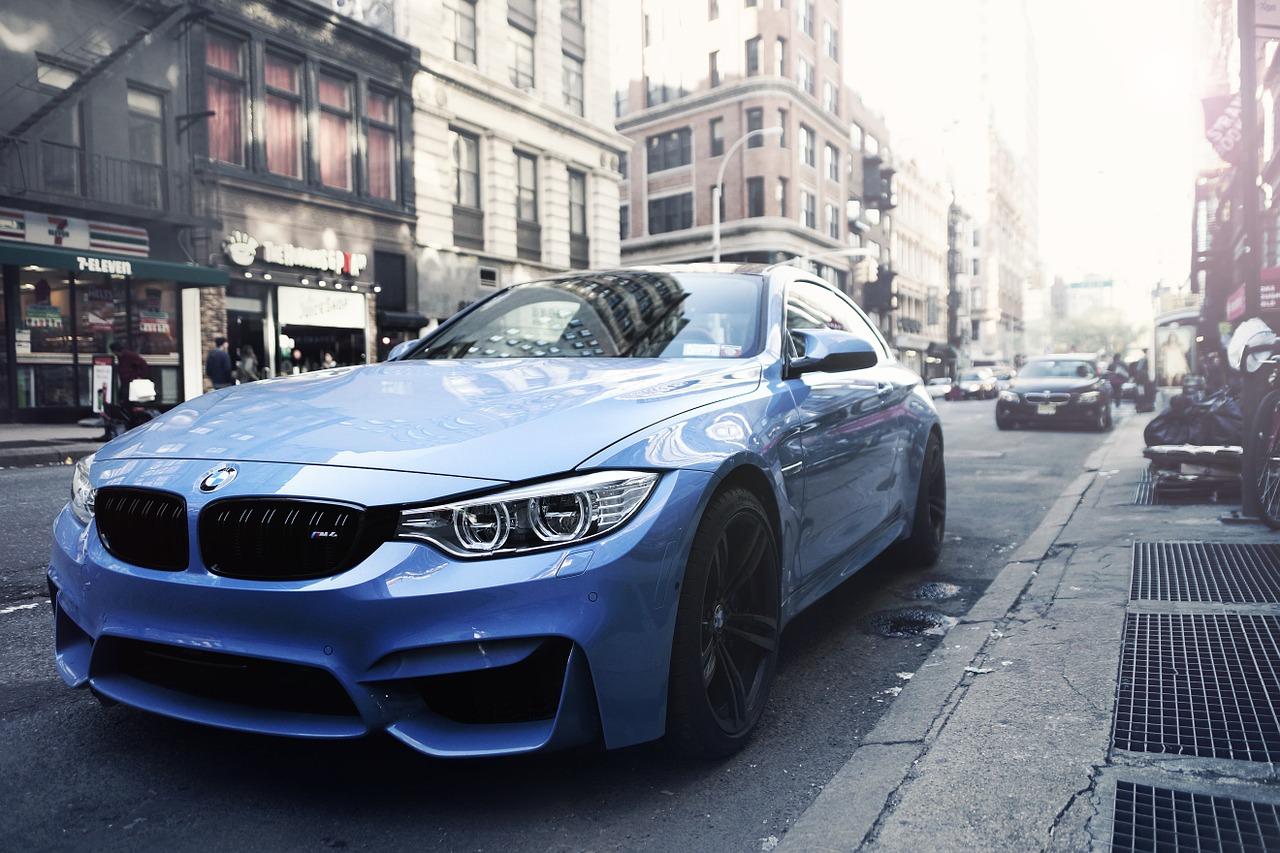BMW fotografia