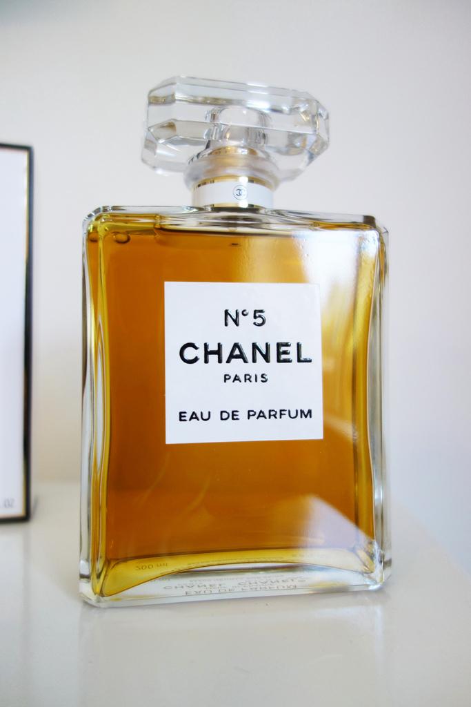 Chanel fotografia