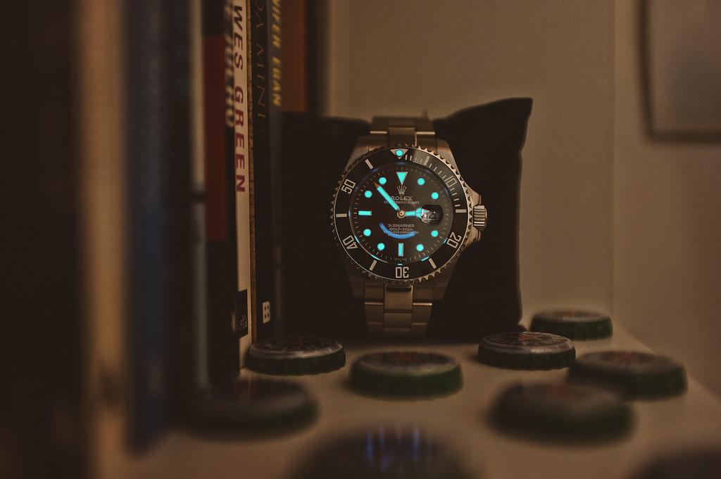 Rolex fotografia