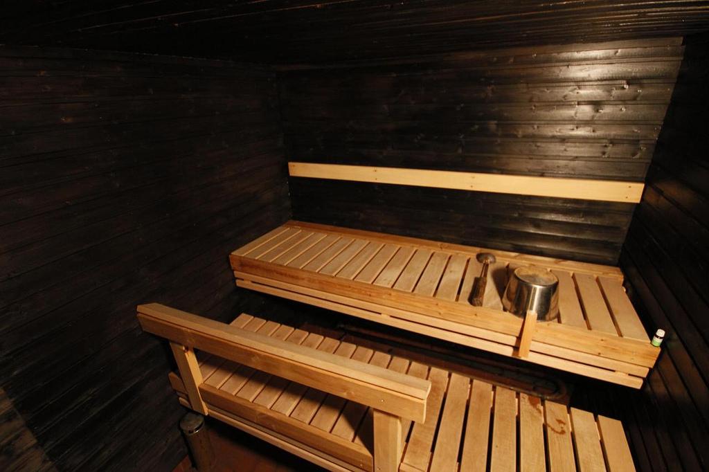 sauna fotografia