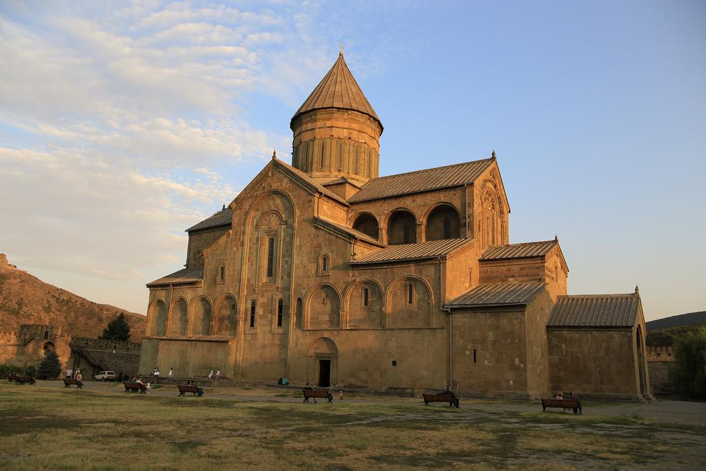 georgian mtskheta fotografia