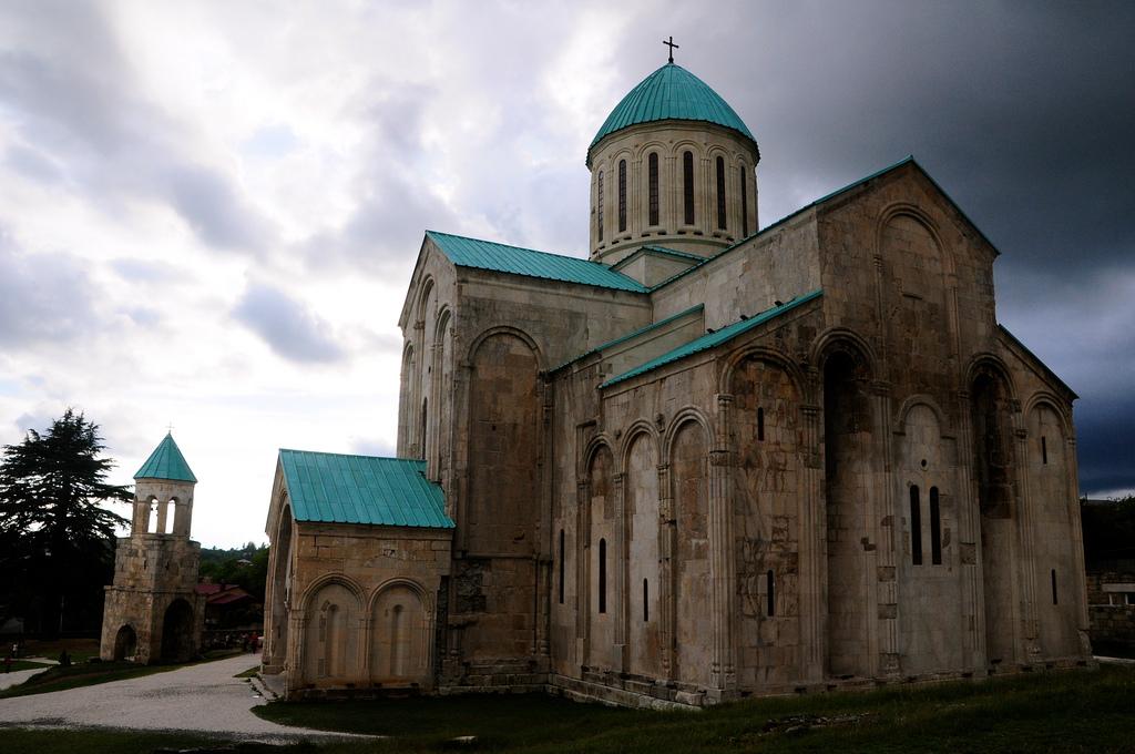 georgian kutaisi fotografia