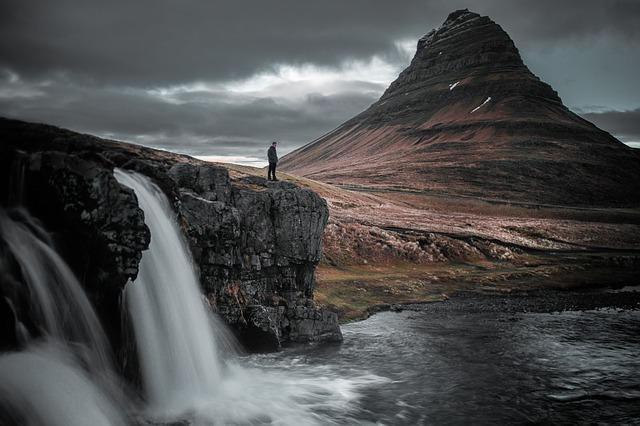 Povrch Islandu