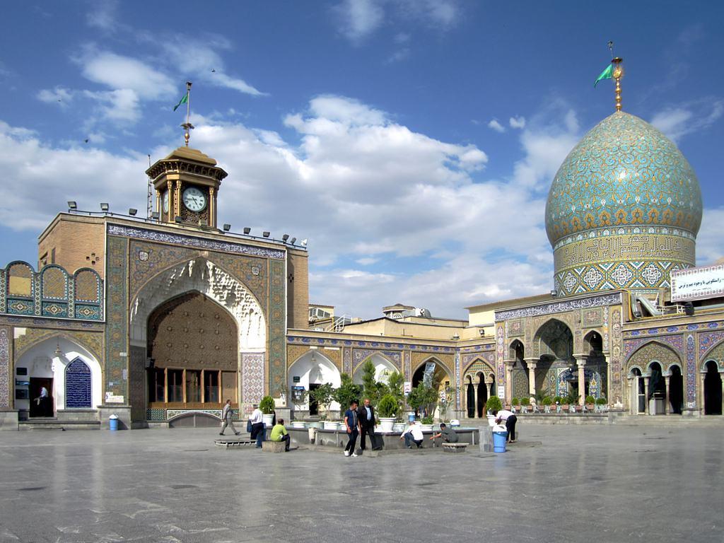 iran fotografia