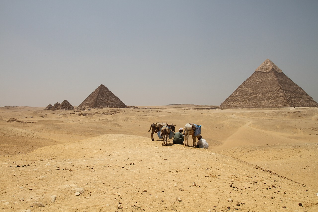 egypt fotografia
