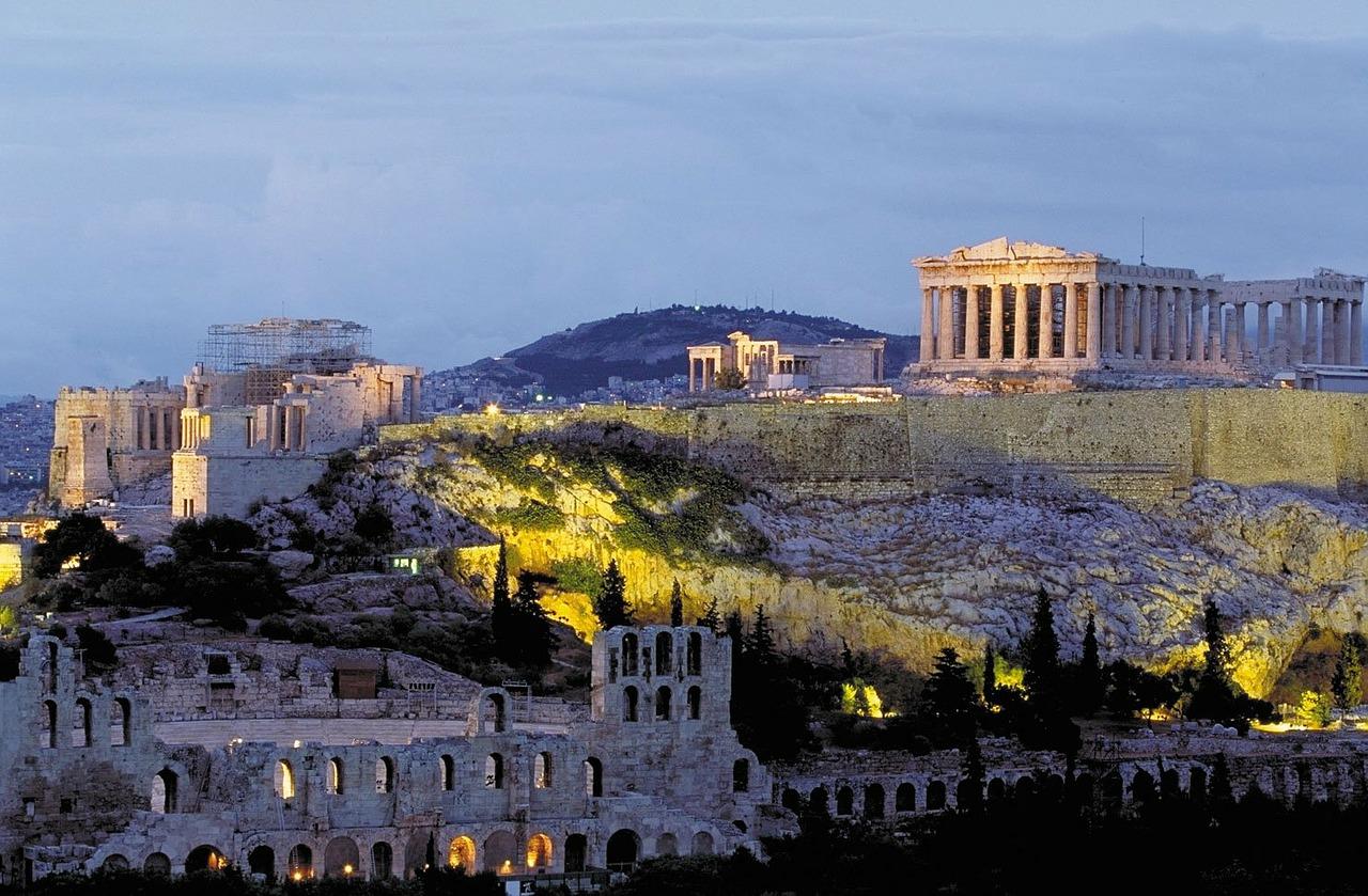 greece fotografia