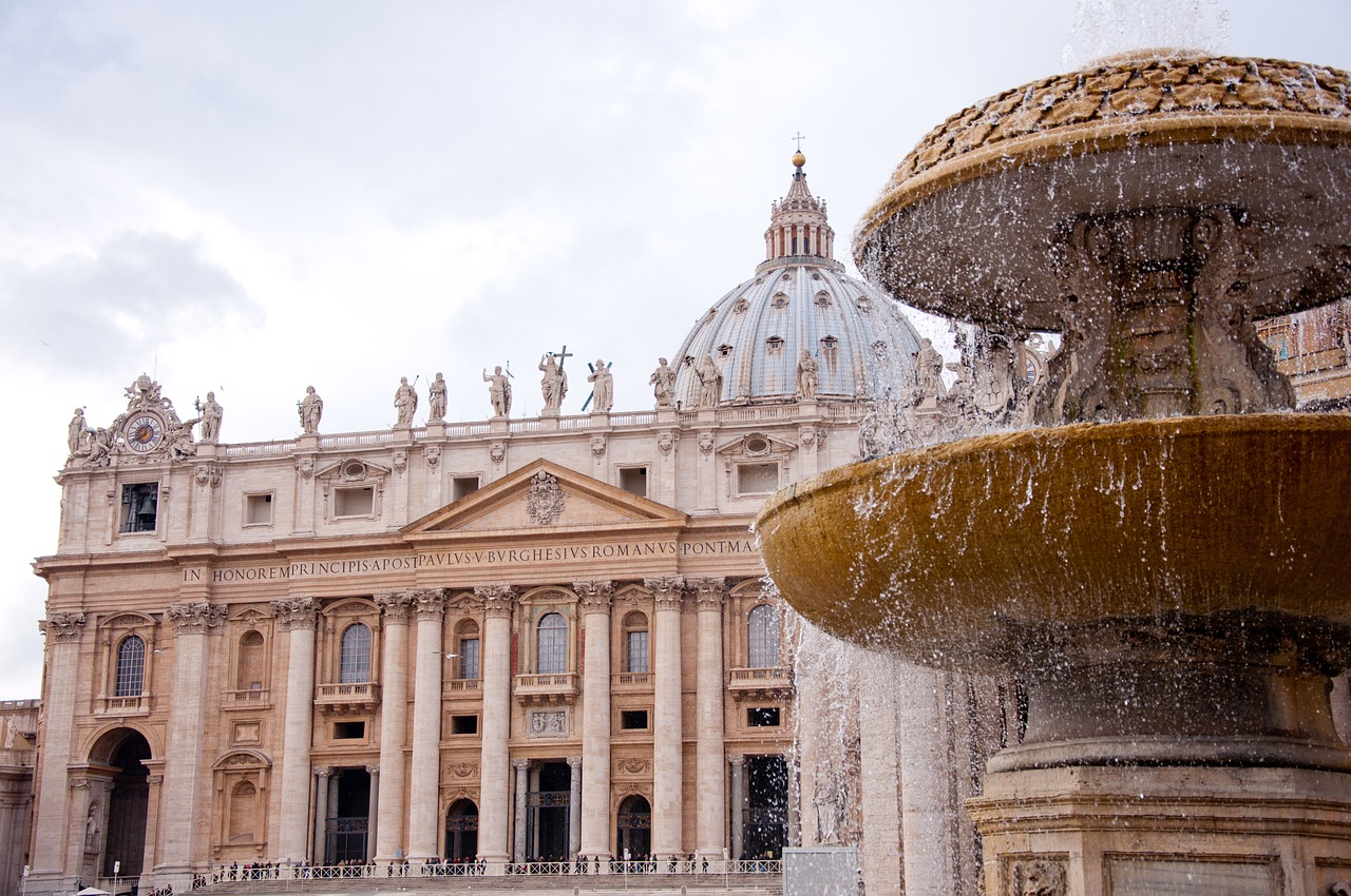 vatican fotografia