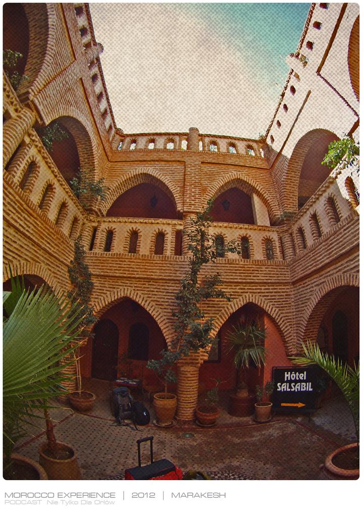 maroko marakesh fotografia