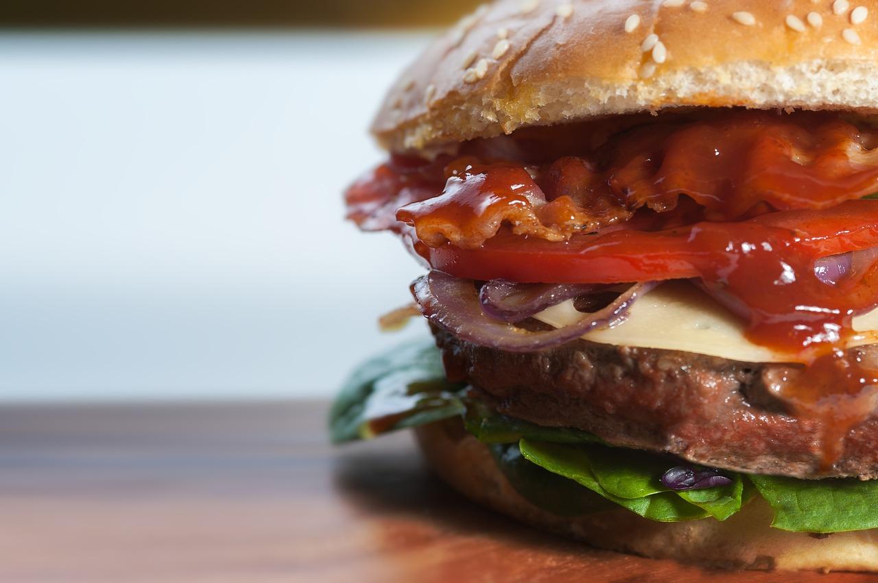 hamburger fotografia