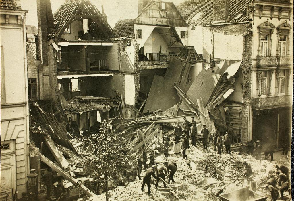 first world war fotografia